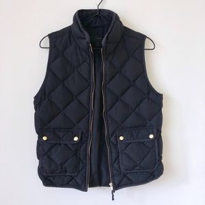 Jcrew Excursion Quilted Vest